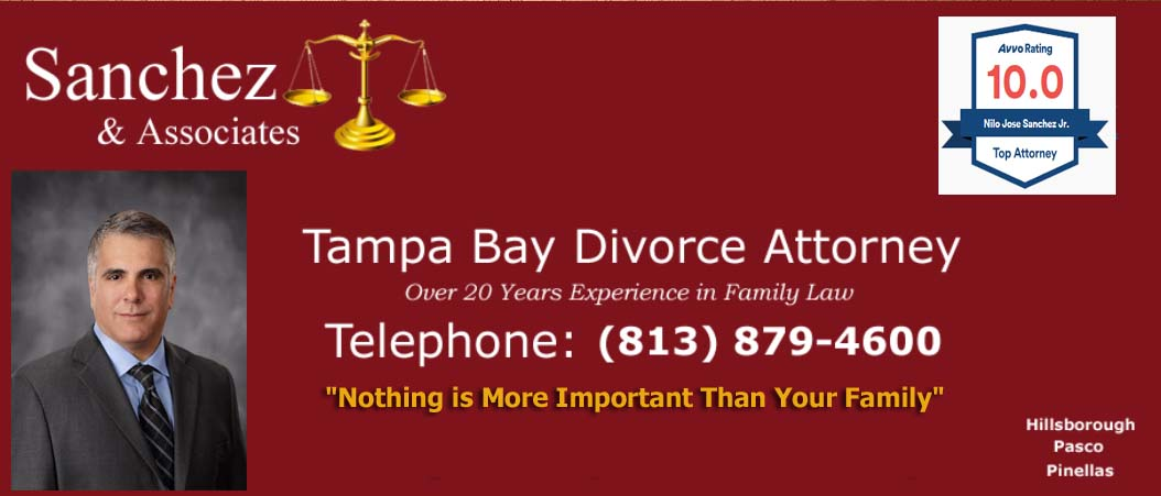 Divorce Lawyer Tampa Florida, Top Rated AVVO Family Law Attorney, Tampa, FL